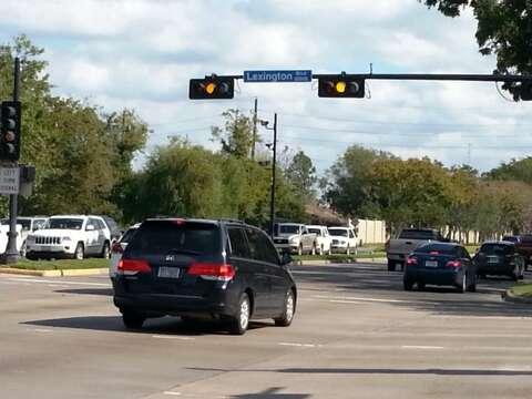 Sugar Land red light cameras net nearly $1 million - Houston Chronicle