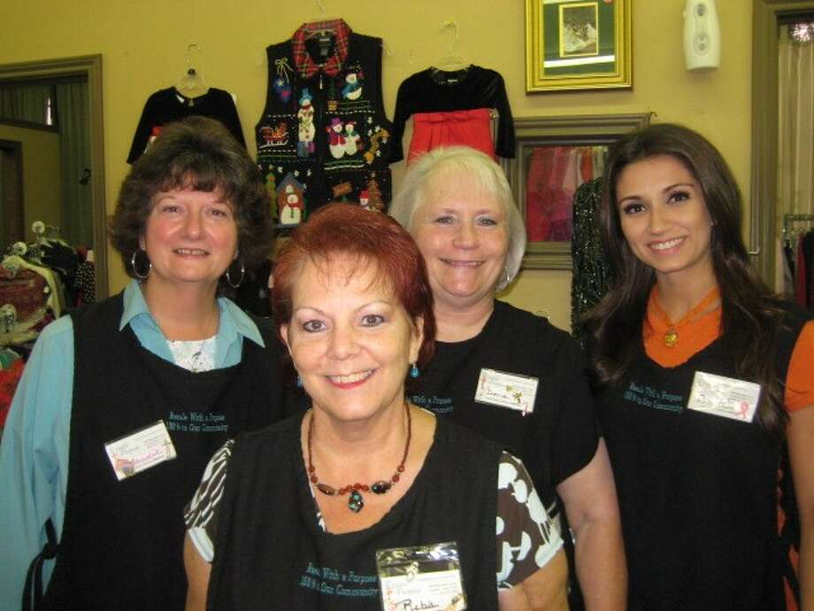 Reale With A Purpose is a resale shop operated bylocal volunteers