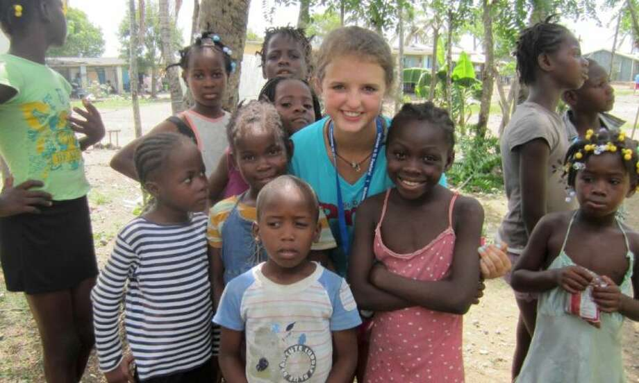 Hunter Kolon, a sophomore at Klein Oak High School and member of Saint Dunstan's Episcopal Church, Houston, has started an organization to give comfort items to the underprivileged in the Dominican Republic Bateyes, the Lakota Indian Reservation of South Dakota, Northwest Assistance Ministries of Houston, Lord of the Streets, Houston, and to Disaster Relief Areas. Photo: Submitted Photo