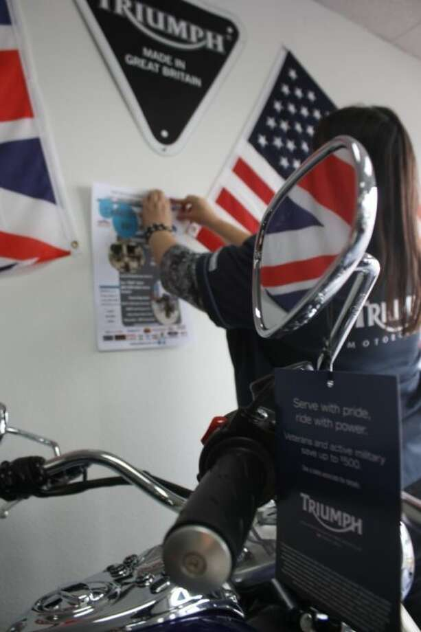 British USA/Gulf Coast BMW has been a jewel in South Houston for bike enthusiasts and collectors for 30 years. This Saturday, the store celebrates with a community event at its location at 1210 College Ave, South Houston. Photo: Y.C. OROZCO