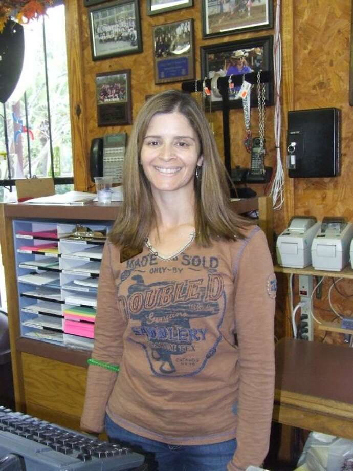 Michelle O'Rourke is the owner of Outback Western Wear in Magnolia and has particpated in Small Business Saturday for three years.