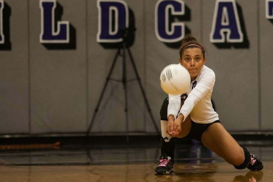Humble's Jasmine Bledsoe was named first-team All-District 19-4A by the league coaches recently.