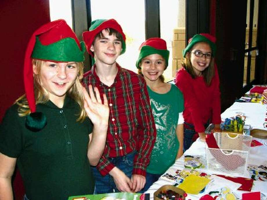 The Woodlands Children's Museum will be all decked out for the holidays. The calendar is full of fun activities, as well as a number of workshops for children ages 4-8.