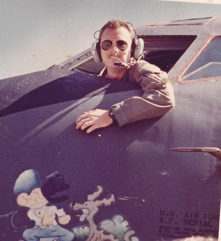 Major Tony Martin flew KC-135s in the Air Force for 10 years, including during Desert Storm. Photo: Submitted Photo