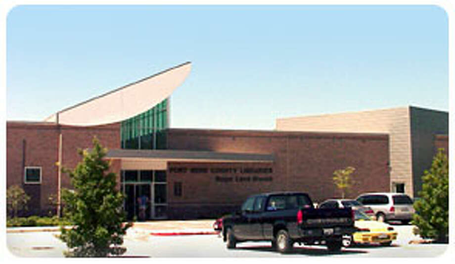 Sugar Land Branch Library