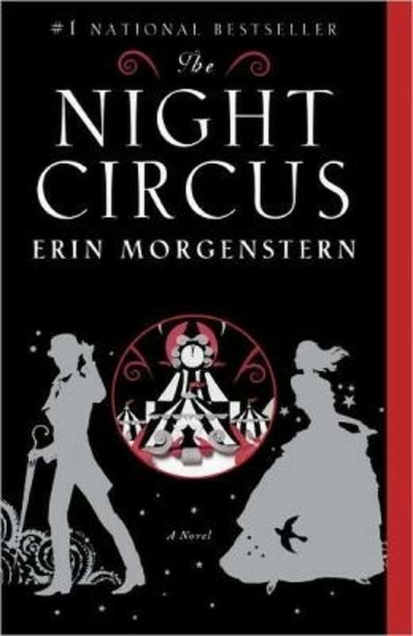 """Night Circus"" by Erin Morgenstern, the December reading selection for the Sienna Book Club at Sienna Branch Library. Photo: Submitted Photo"