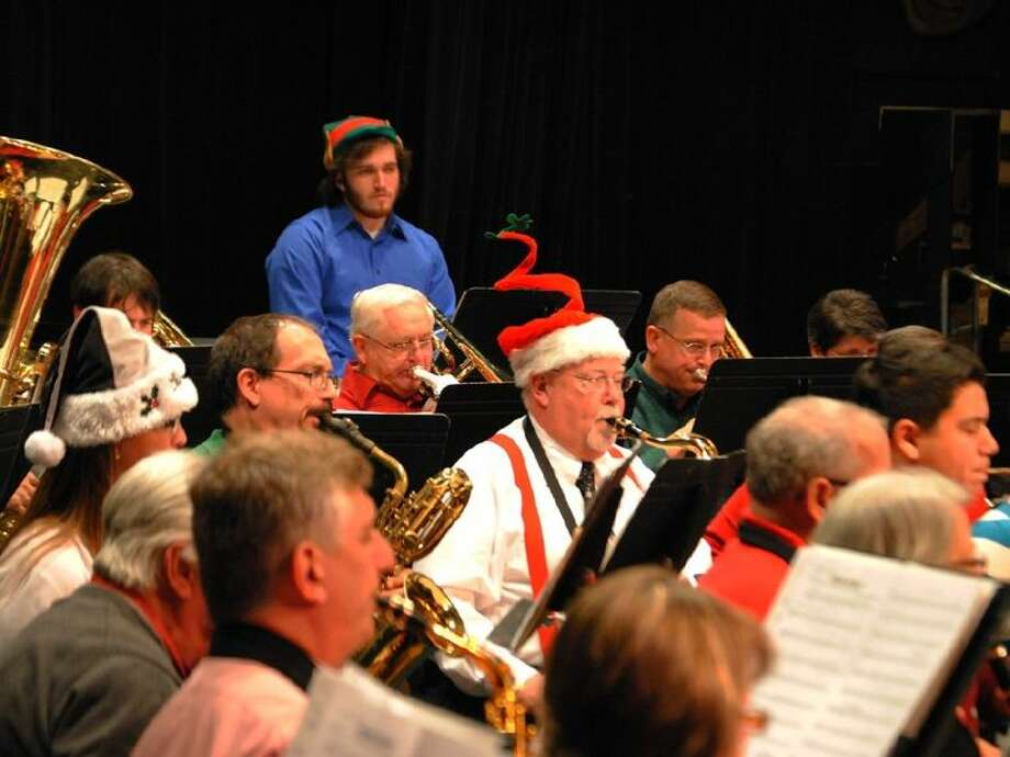 The Alvin Community College Choir, Band and Drama departments are each having Christmas performances during the holiday season.
