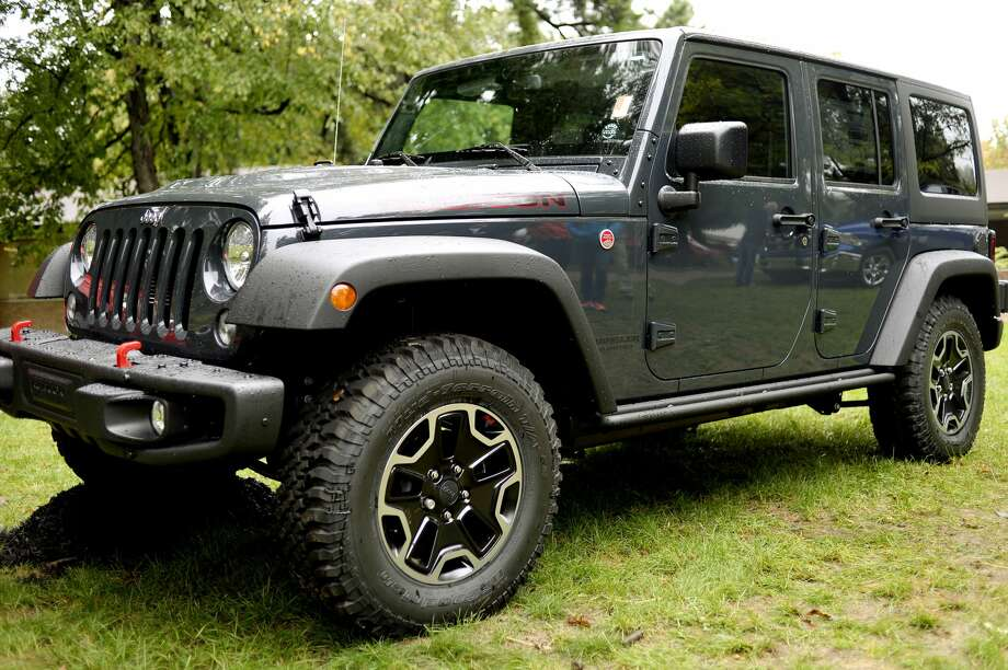 Top five most affordable vehicles in Midland1. Jeep Wrangler Unlimited: $607 below state average Photo: Nick King/Midland Daily News