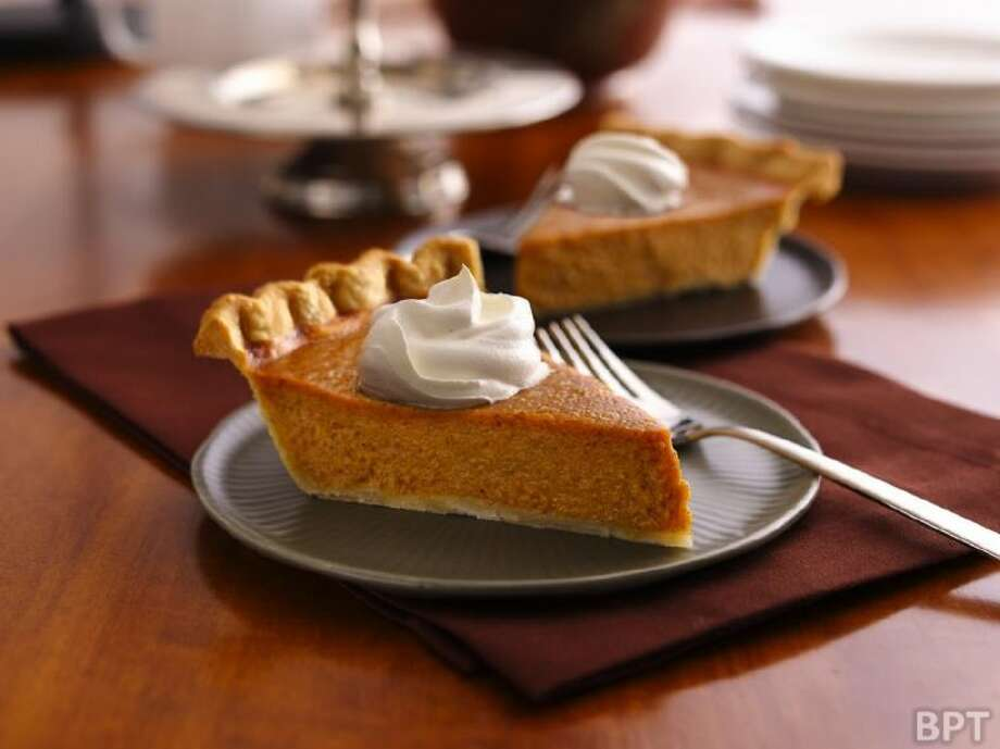 A New-Fashioned Pillsbury Pumpkin Pie.