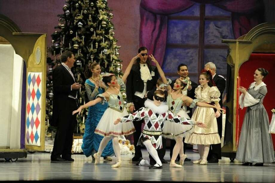 "The Houston Repertoire Ballet will once again bring its production of ""The Nutcracker"" to Tomball on Dec. 7-8. Photo: Submitted"