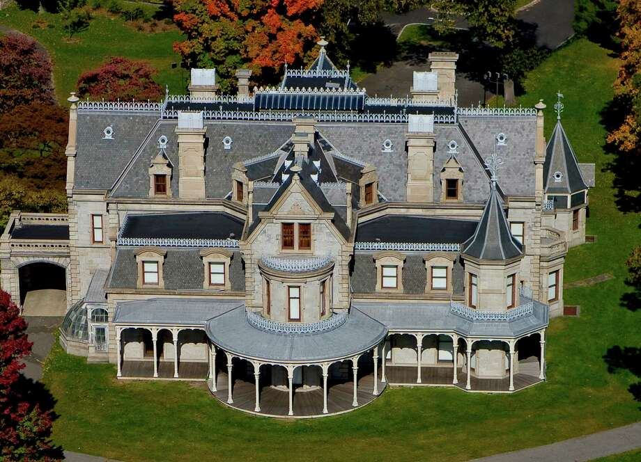 The Lockwood-Mathews Mansion Museum has been awarded a  grant from Connecticut Humanities, to prepare for a new exhibit on the lives of the servants in the mansion. Photo: Contributed Photo / Contributed Photo / Norwalk News