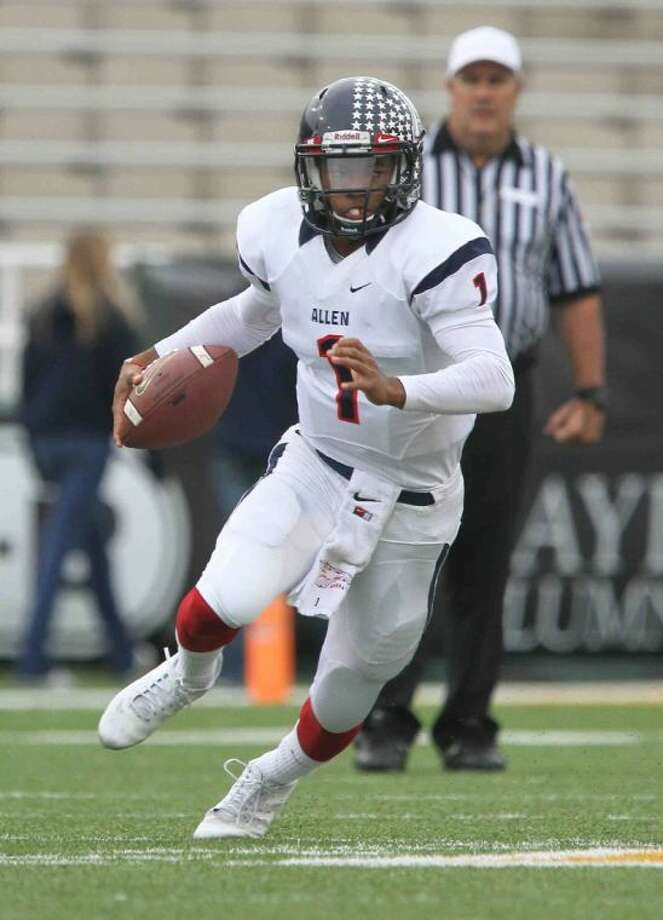 Allen quarterback Kyler Murray will lead the Eagles again this season.