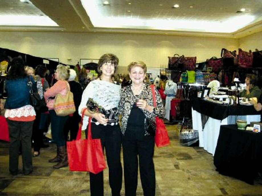 Guests filled the Humble Civic Center to attend the Kingwood Women's Club 17th Annual Holiday Marketplace Oct. 28-29. This year's event had a record attendance of over 2,500 guests and raised more than $100,000.