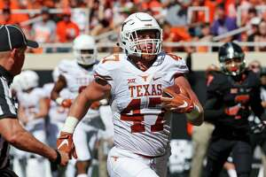 Why Texas' Collin Johnson passed on leaving for the NFL ...