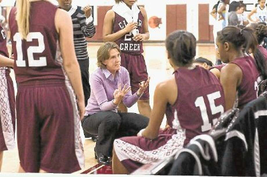 Clear Creek girls' head basketball coach Jana Williams will see her team face some high-caliber talent in the 56th annual Peggy Whitley Classic beginning Thursday. Photo: KIRK SIDES / @WireImgId=2653364