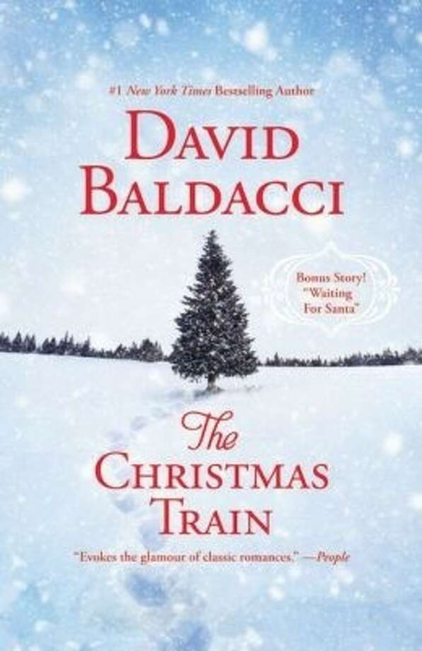 """The Christmas Train,"" by David Baldacci, the novel to be discussed at the December meeting of the First Colony Book Group. Photo: Courtesy FBCL"