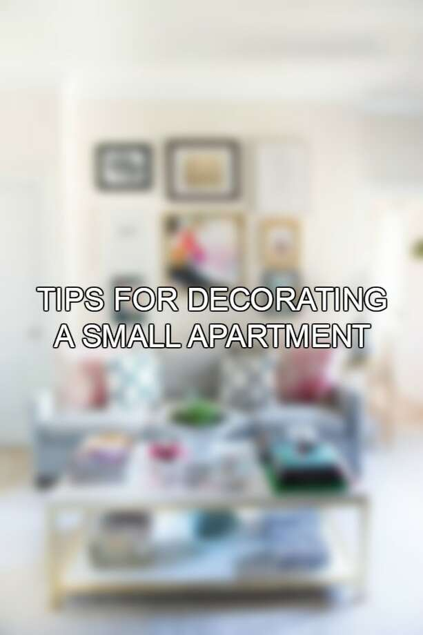 Keep clicking for tips on how to make the most of a smaller living space.