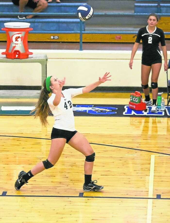 Kingwood Park's Cat Schaaf was named the All-District 19-4A Defensive MVP.