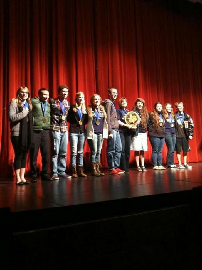 "Rosehill Christian School's One Act Play recently took home a state title for its production of ""The Miracle Worker."" Photo: Submitted"