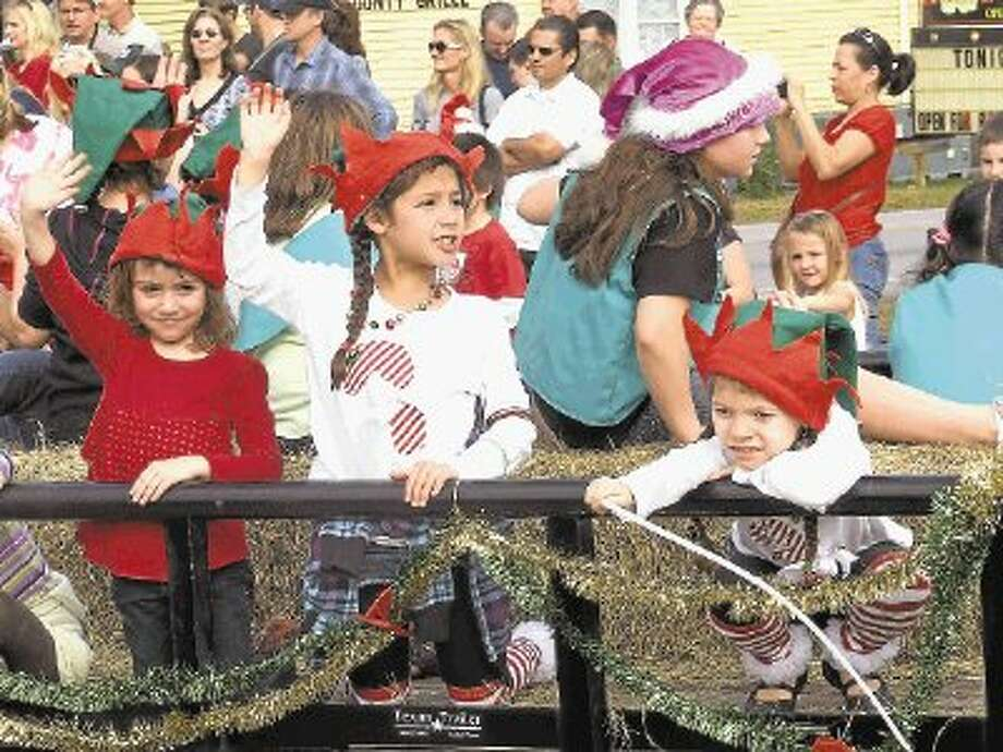Magnolia's Christmas Parade and Hometown Christmas are set for Dec. 14 with a full day of events. Photo: Lindsey Vaculin / @WireImgId=2650080