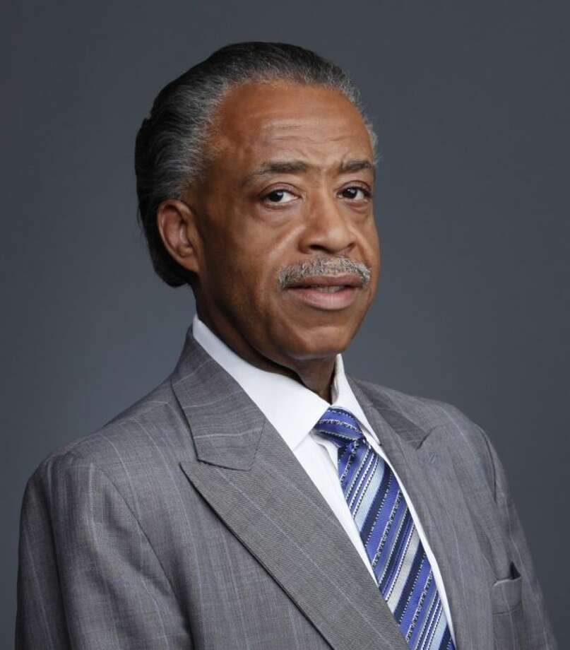 The Rev. Dr. Al Sharpton