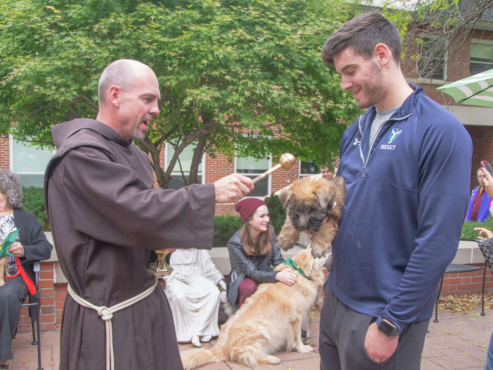 Were you Seen at the Annual Blessing of the Animals at Siena College in Loudonville on Saturday, Oct. 1, 2016?