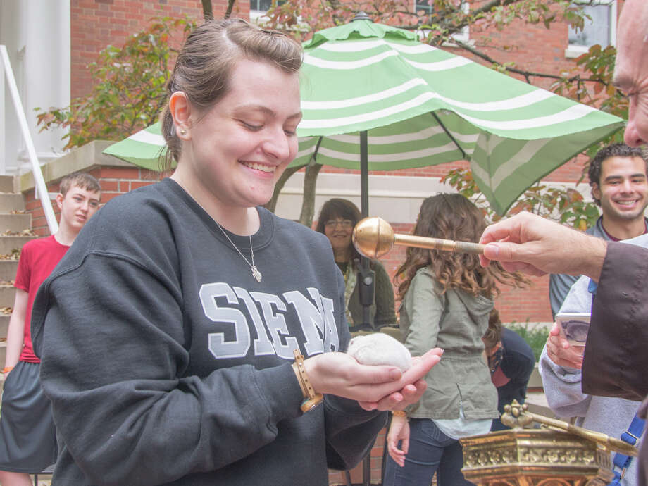 Were you Seen at the Annual Blessing of the Animals at Siena College in Loudonville on Saturday, Oct. 1, 2016? Photo: Sandy Spicer