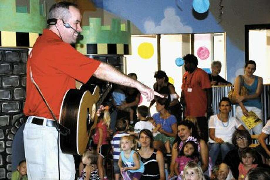 There is always something happening at The Woodlands Children's Museum. Photo: Picasa