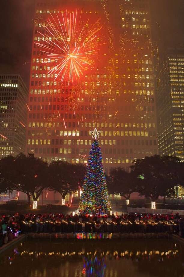 Ring in the season with the 94th Mayor's Holiday Celebration and Tree Lighting Presented by Reliant on Friday, Dec. 6, at Hermann Square outside of City Hall.