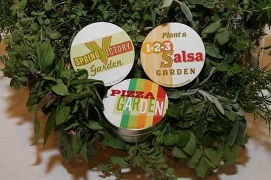 Consider canned gardens as a gift from Recipe 4 Success. For $12, you can give the gift that keeps giving - a garden. Containing all the seeds and instructions needed, order the Salsa Garden or the Pizza Garden, and your gift will inspire a young chef while producing herbs and veggies for months to come.
