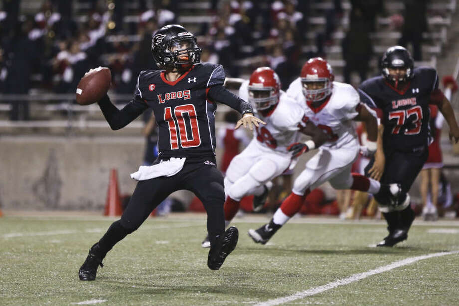 Langham Creek's Kyle Cutbirth is the 17-5A Offensive MVP. Photo: Michael Minasi