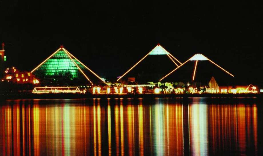Moody Garden's Festival of Lights is one of the Gulf Coast's biggest light displays. Photo: Submitted Photo