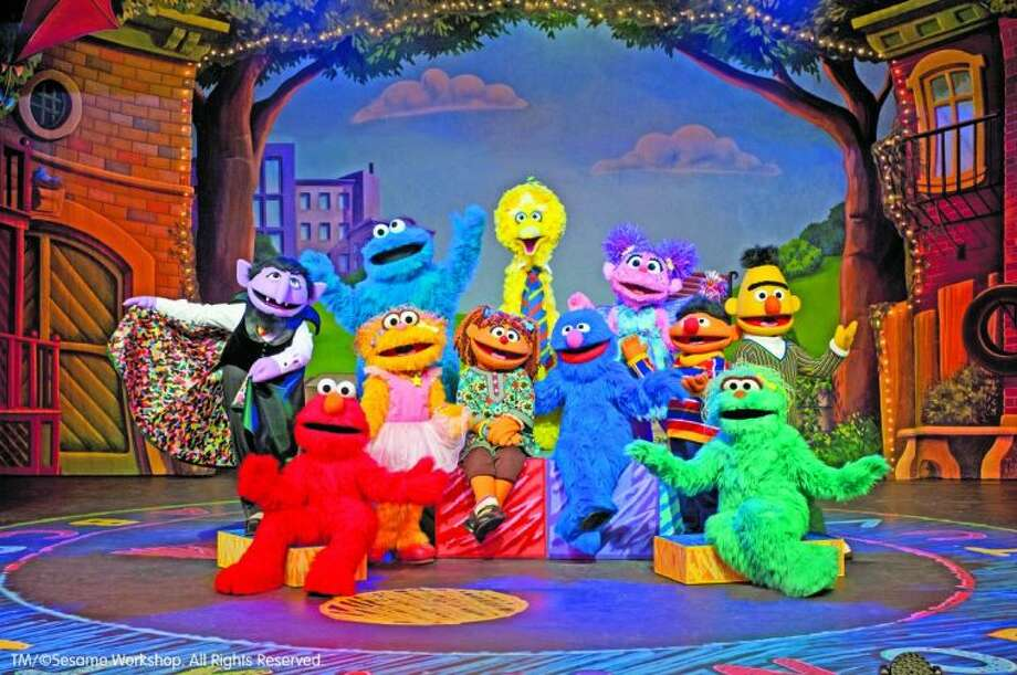 Sesame Street Live will be at Reliant Arena in February. Photo: Submitted Photo