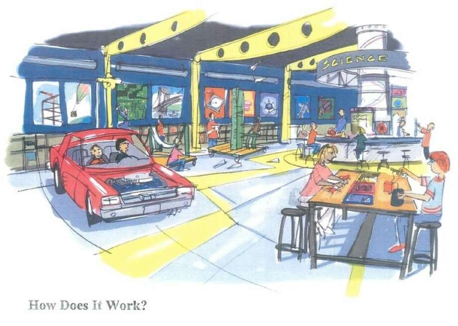 """How Does It Work?,"" one of the primary exhibits planned for the Fort Bend Children's Discovery Center. Photo: Submitted Photo"