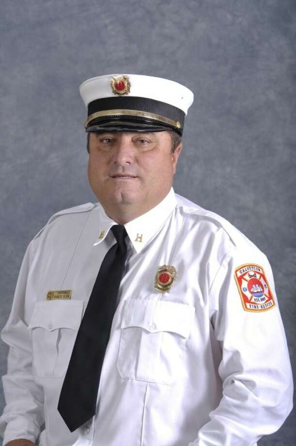 Charles Olsen, a 22 year veteran of GFD, will assume the role of Galveston Fire Department Assistant Fire Chief on December 17, 2013.