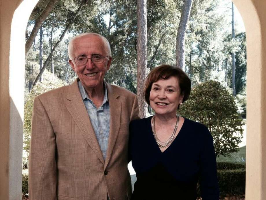 2014 Gala Honorees Jack and Gloria Thoner Photo: Submitted Photo