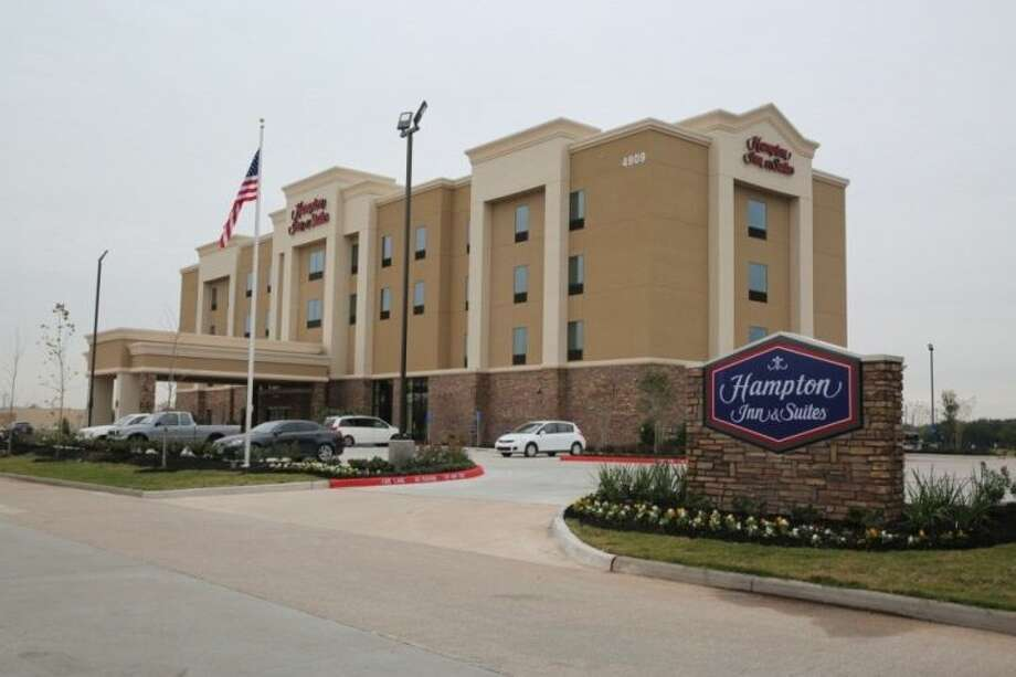 A new Hampton Inn & Suites Hotel has opened in Missouri City, located at 4909 Highway 6. Photo: Submitted Photo
