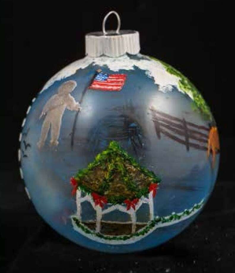 State Representative Dr. Greg Bonnen and his wife, Kim selected this ornament to represent District 24