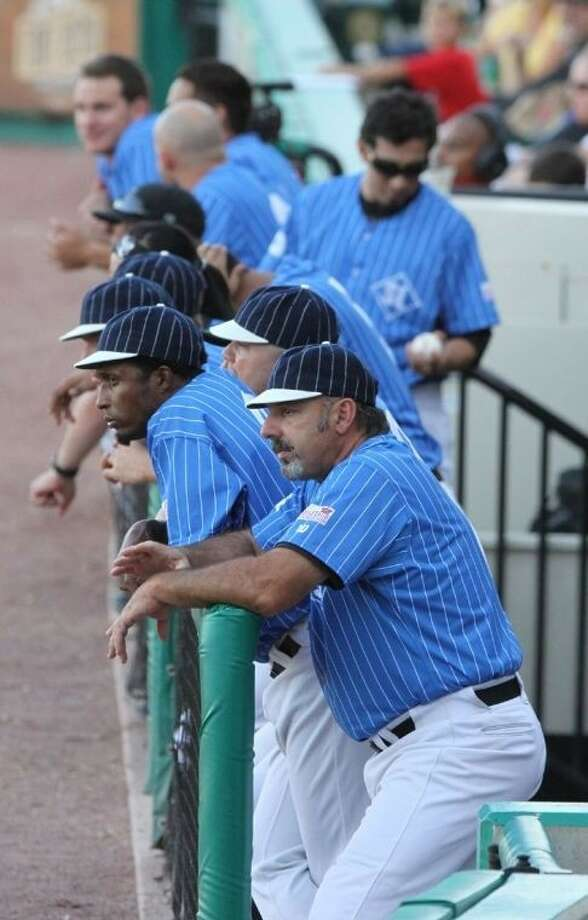 Sugar Land Skeeters manager Gary Gaetti will be on the guest panel for the Skeeters' annual Hot Stove Banquet Jan. 30. Photo: Alan Warren