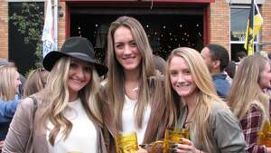 Were you Seen at the annual North Albany Oktoberfest at Wolff's Biergarten in Albany on Saturday, Oct. 1, 2016?