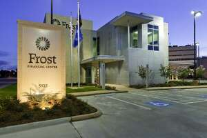 The new Frost Bank center in Rice Village will have grand opening activities this week.