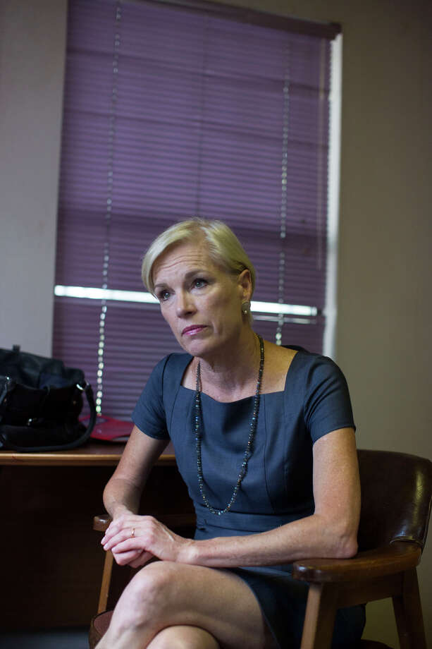 President of Planned Parenthood Cecile Richards sits for an interview in Austin, Texas on September 9, 2016. Photo: Carolyn Van Houten / Carolyn Van Houten / 2016 San Antonio Express-News