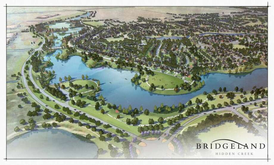 Bridgeland unveils final segment in first community - Houston Chronicle