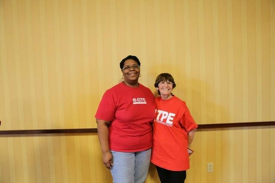 Charlotte Anthony, (left) and Linda Boyd. Photo: SUBMITTED PHOTO