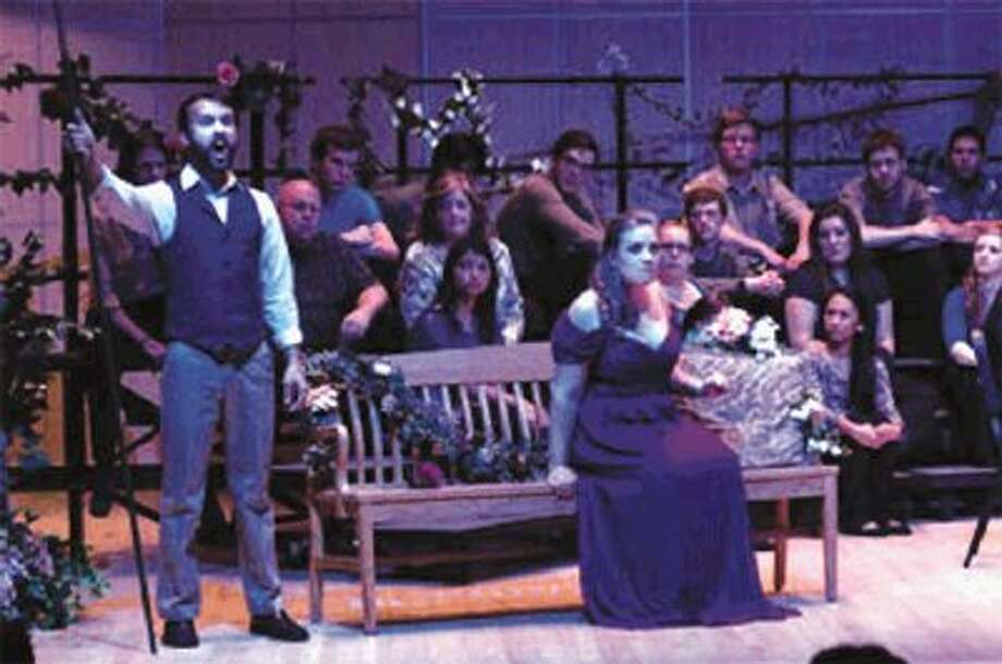 LSC-Montgomery's annual Opera Gala shows off the talent of its music students while raising much-needed scholarship funds for students. This year's event is May 3.