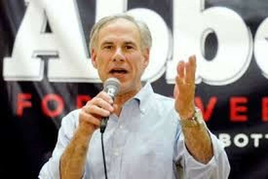 Attorney General Greg Abbott is running for governor. He will be the guest speaker today at the North Shore Republican Women's meeting at Bentwater Yacht Club.