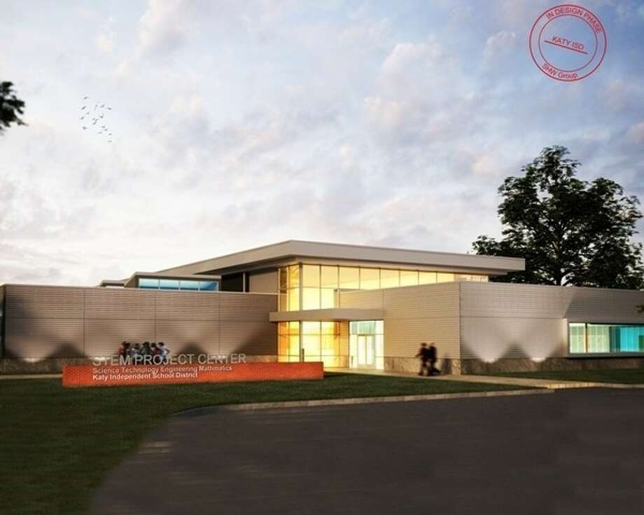 Katy ISD's planned STEM project center Photo: Photo Courtesy Of Katy ISD