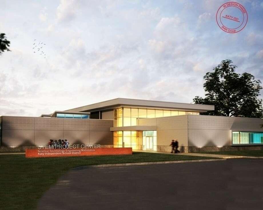 Katy ISD's planned STEM project center Photo: Photo Courtesy Of Katy ISD