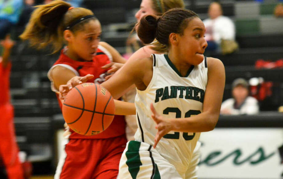 Kingwood Park's Tavia Marshall was named to the 19-4A All-District second team. Photo: Photo By Stephen Whitfield
