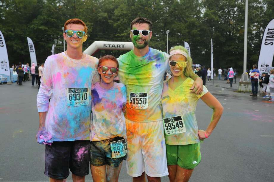 Were you Seen at the Color Me Rad 5K at the Saratoga Spa State Park in Saratoga Springs on Sunday, Oct. 2, 2016? Photo: Gary McPherson - McPherson Photography